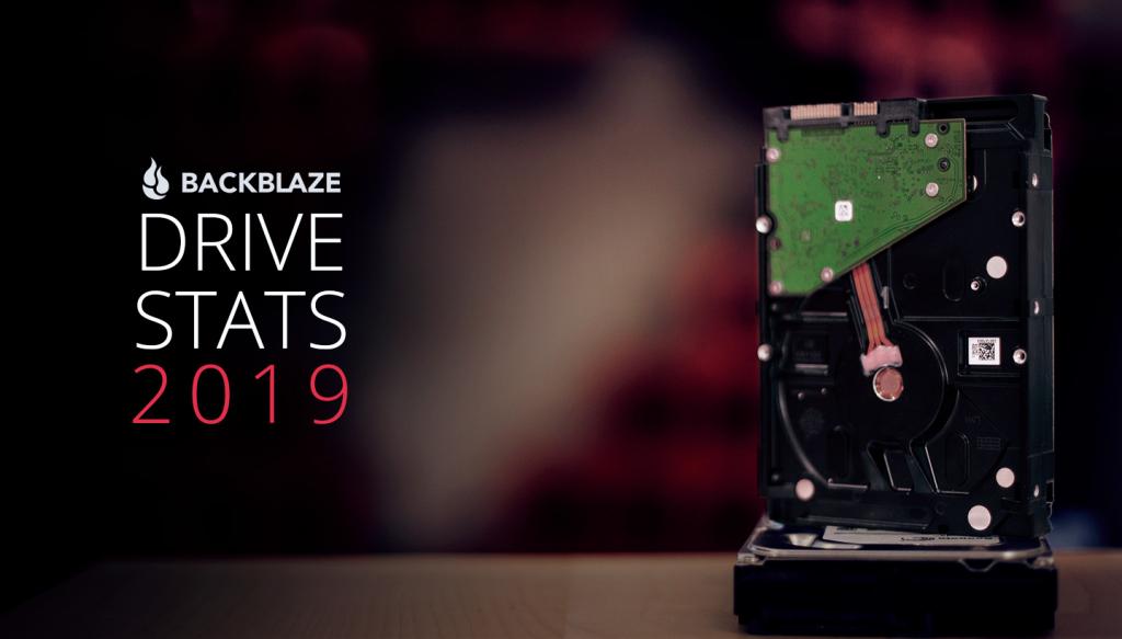 Hard Drive Stats Report 2019