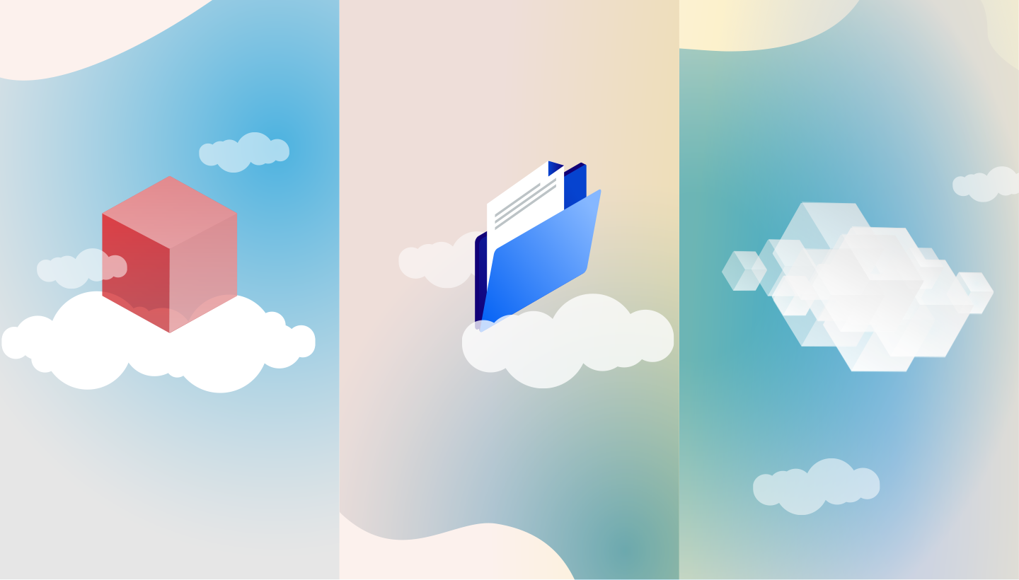 Types of Cloud Storage