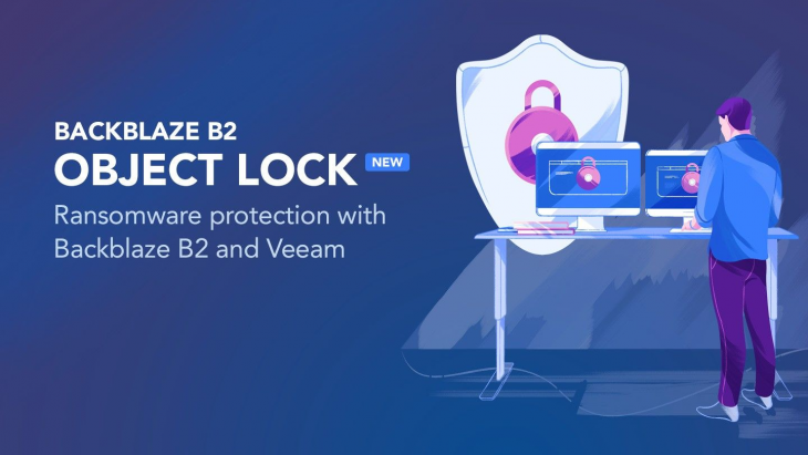 Backblaze B2 Object Lock: Ransomware protection with Backblaze B2 and Veeam