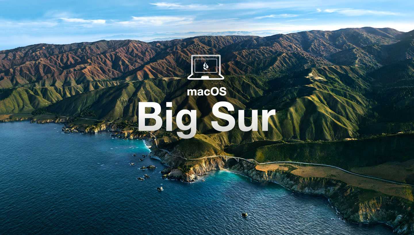 Big Sur Release for Backblaze