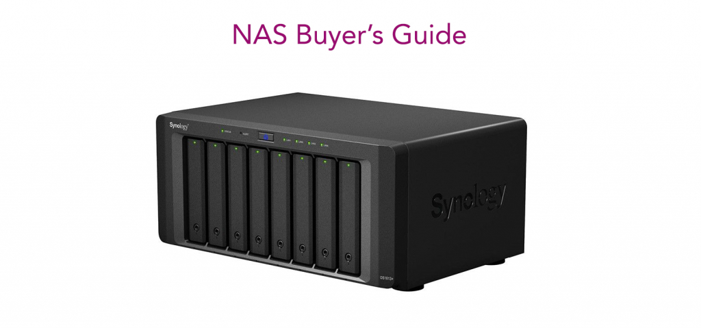 NAS Buyer's Guide