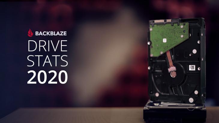 Backblaze Drive Stats 2020