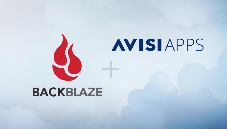 Backblaze + Avisi Apps