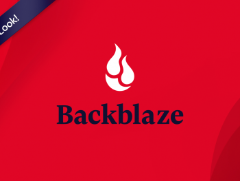 The new Backblaze Look and Feel