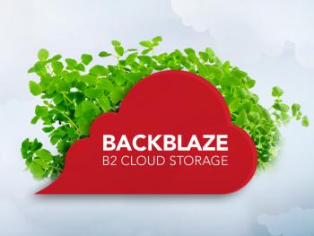 Backblaze B2 Cloud Storage