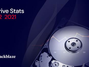 Drive Stats Q2 2021