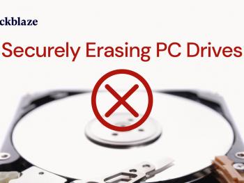 Securely Erasing PC Drive