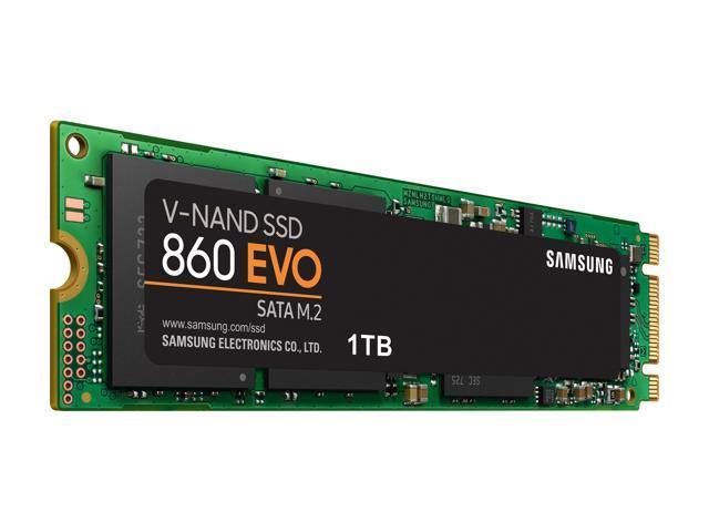Samsung V-NAND SSD 860 EVO SATA M.2