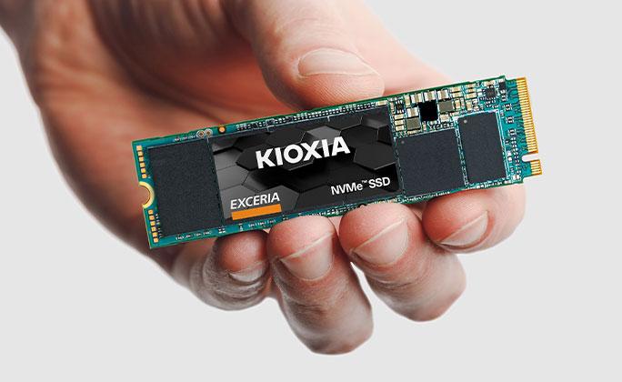 KIOXIA EXCERIA NVMe SSD