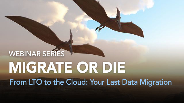 Your Last Data Migration