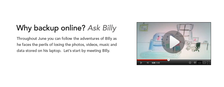 Ask Billy Video 1