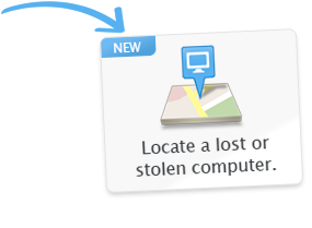Locate Lost or Stolen Computer