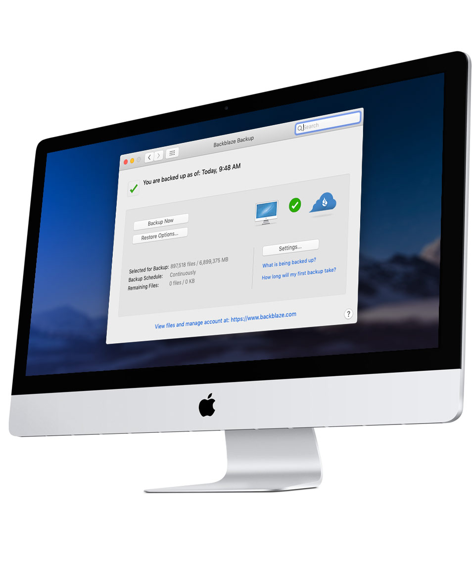 Mac Backup Software: Best Online Backup for Mac